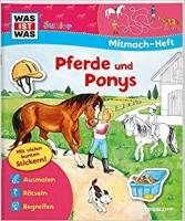 WAS IST WAS: Junior Mitmach-Helft Pferde- und Ponys