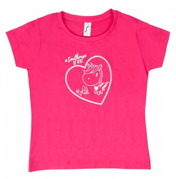 """Kinder T-Shirt """"Soulhorse"""", bei Ambery"""